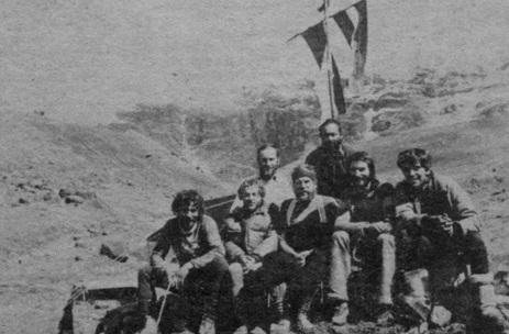 Odiseja Daulagiri – Slovenska himalajska ekspedicija u južnoj stijeni Daulagi...