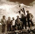 Članovi ekspedicije: Janez Sabolek, Emil Tratnik, Stane Belak – Šrauf, Jože Zupan, Cene Berčić i Rok Kolar