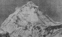 Daulagiri - južna stijena