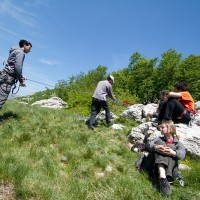 Održane četiri vježbe proljetne škole 2011.