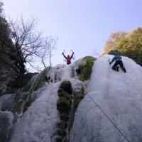 Penjanje leda u Rapcu!